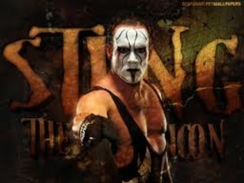 Sting WCW wallpaper probably containing anime entitled Sting