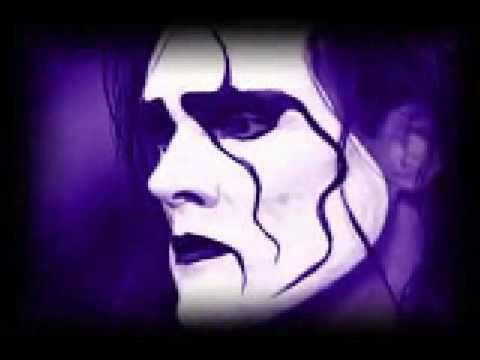 Sting WCW wallpaper entitled Sting