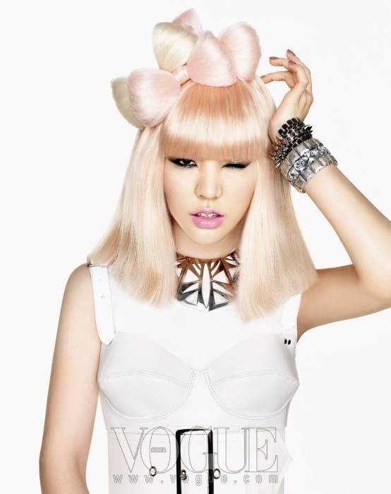 Sunny - Vogue Korea 2011