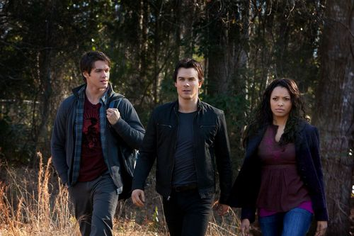 TVD 2x17: 'Know thy Enemy' Stills - Damon! (HQ)