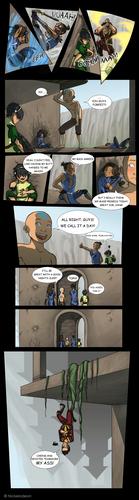 The Gaang' s Teamwork