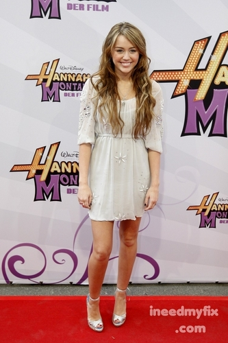 The Many Outfits and Dresses of Miley Cyrus