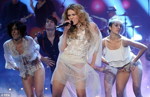 The Many Outifts and Dresses of Miley Cyrus