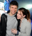 Thomas Mller &amp; Lisa - adidas - thomas-muller photo