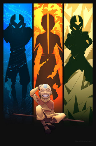 Two Sides of Aang