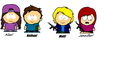 Us As south park Characters