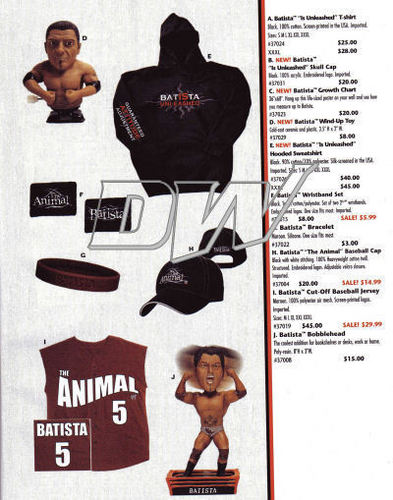 WWE Smackdown Magazine - November 2005
