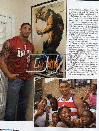 wwe Smackdown Magazine - November 2005