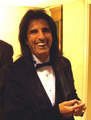 Waiting to be inducted to the R& R Hall of Fame, Waldorf Aatoria, NYC - alice-cooper photo
