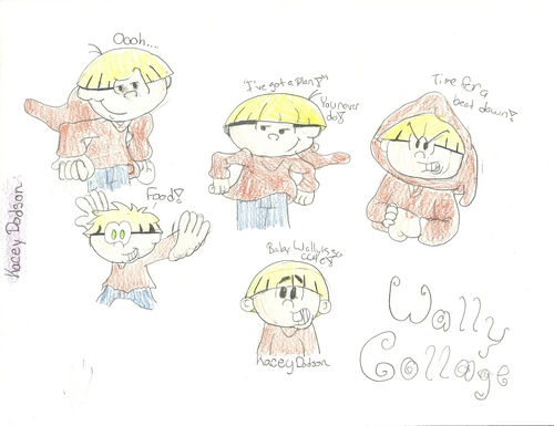 Wally Collage