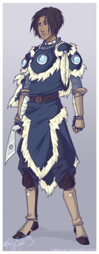 Warrior Sokka