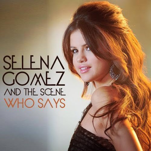 selena gomez who says video stills. selena gomez who says album