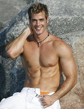 William Levy Gutierrez wallpaper probably containing a hunk, a six pack, and skin titled William Levy