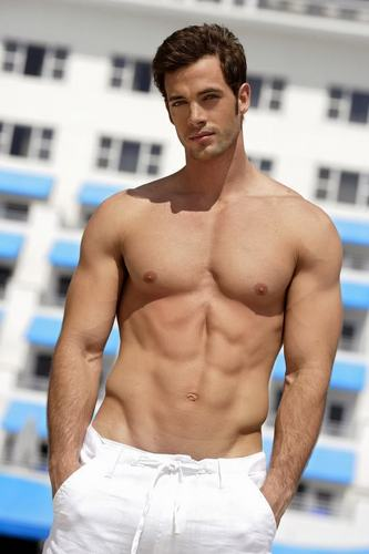 William Levy Gutierrez wallpaper probably with a six pack, a hunk, and skin titled William Levy