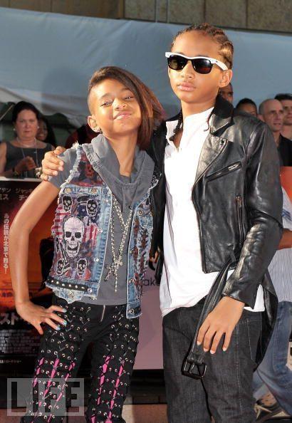 Willow & Jaden :)