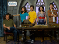 Wizards of Waverly Place Season 4 Cast Wallpaper by dj!!!
