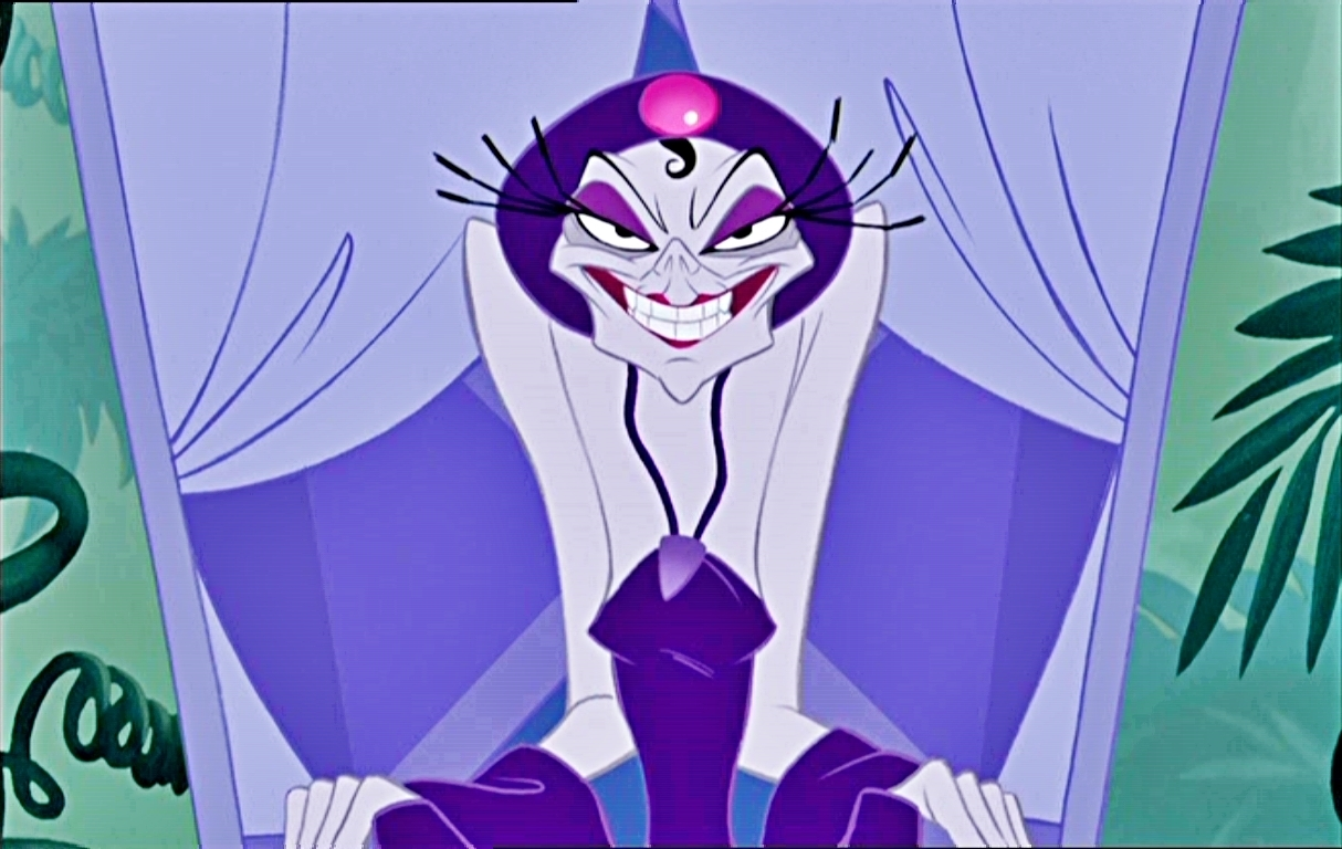 Evil Disney Characters Pictures http://www.conquestofthehorde.com/Thread-Argus-Wash-Up