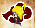 chibi deidara - deidara photo