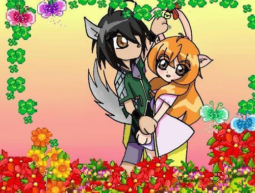 cutie couple