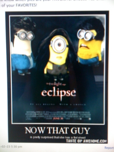 eclipse? minion version