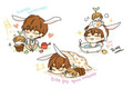 fanart ontae - shinee fan art