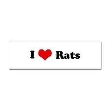i <3 rats