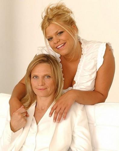 jade and her mum