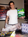 johnny knoxville's 40th birthday  - johnny-knoxville photo