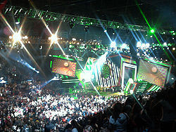 kca 2010 stage