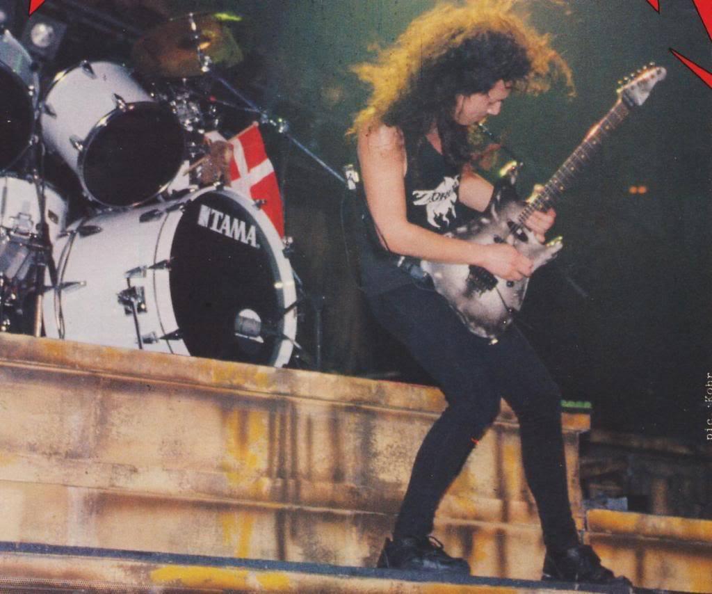 Kirk Hammett - Images