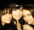 selena demi and miley
