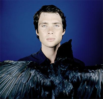 (2005) Cillian's litrato shoot from The Batman Begins promo shoot