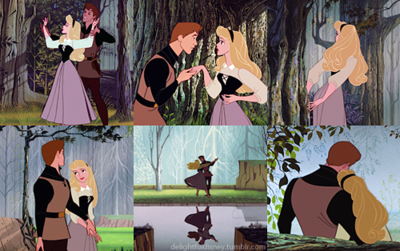 ♥Aurora and Phillip♥