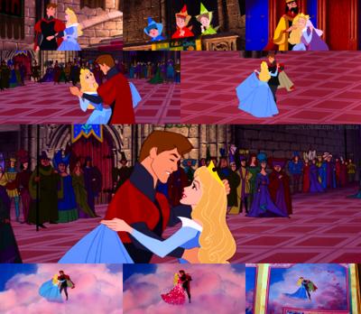 Aurora and Phillip achtergrond titled ♥Aurora and Phillip♥