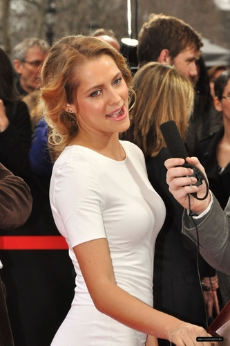 """I am Number Four"" Paris Premiere"