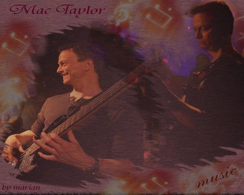 ♪ ♫ mac taylor music ♪ ♫ - csi-ny Wallpaper