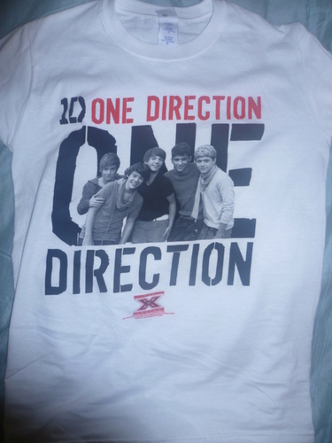 1D = Heartthrobs (Enternal 사랑 4 1D & Always Will) 1D T-Shirt (I Own 1) 100% Real :) x