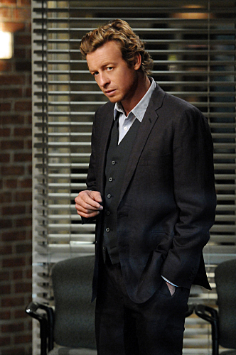 The Mentalist wallpaper containing a business suit, a suit, and a two piece titled 3x19 Every Rose Has Its Thorn PROMO PHOTOS