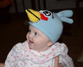 Angry Bird Hats - angry-birds photo