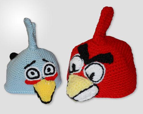 Angry Bird Hats