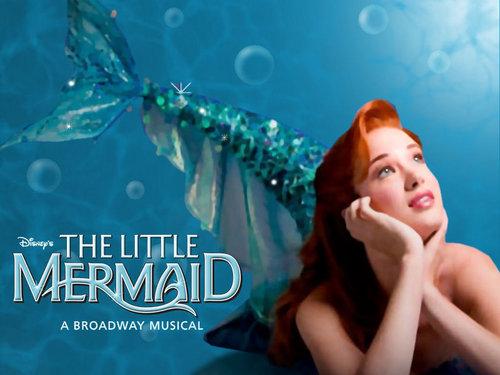 Ariel fond d'écran
