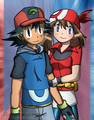 Ash and May - ash-and-may fan art