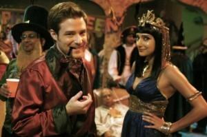 Asha/Todd halloween