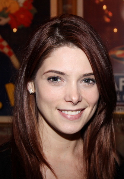 Ashley Greene Backstage At The Musical 'Spider-Man:Turn Off The Dark' In NYC!
