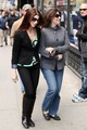 Ashley Greene Out & About With Her Parents In NYC! - twilight-series photo