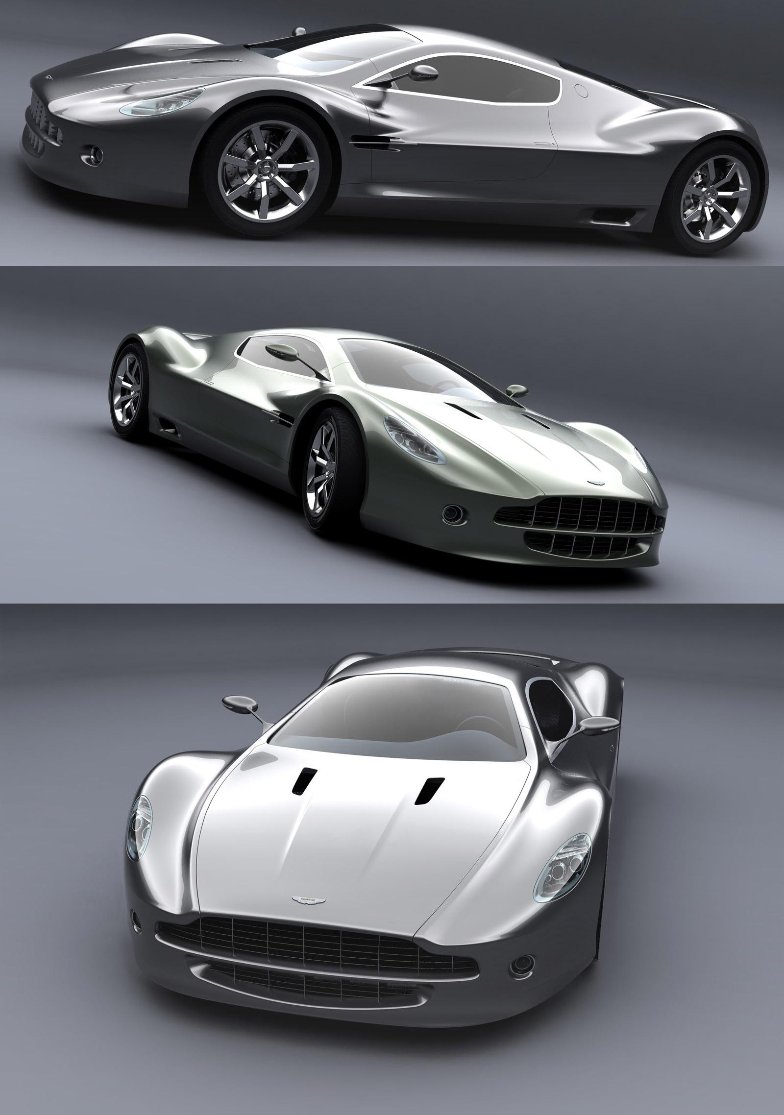Aston Martin Amv Aston Martin