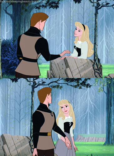 Aurora and Phillip ♥