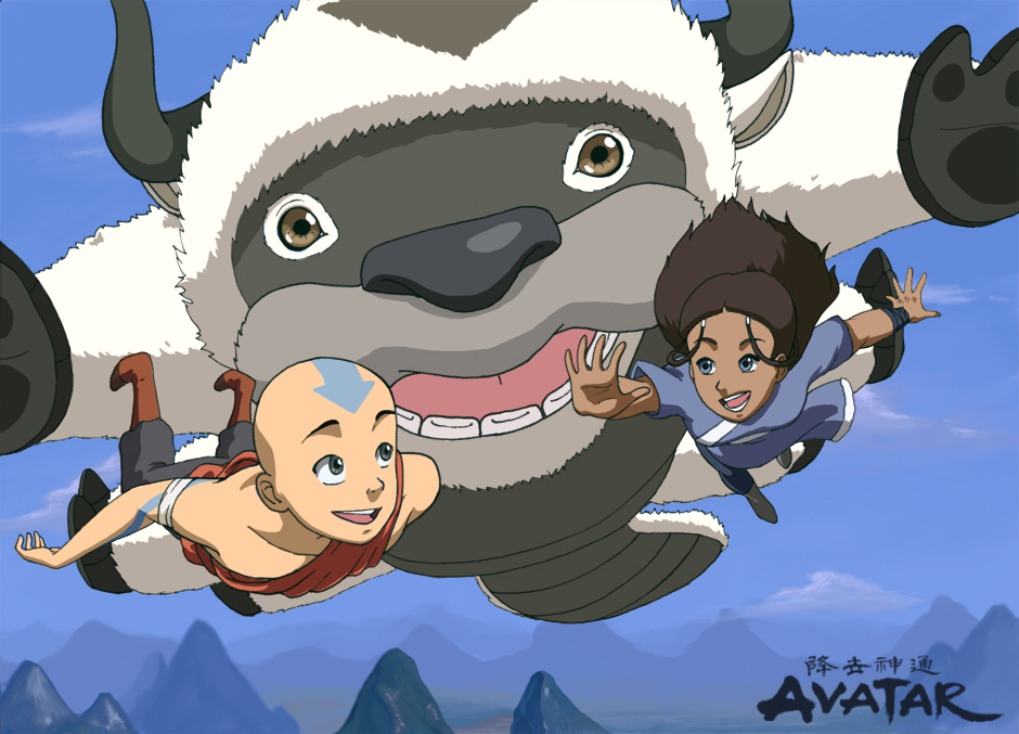 Re: The Avatar: the Last Airbender / Legend of Korra Thread
