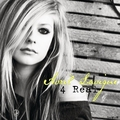 Avril Lavigne - 4 Real [My FanMade Single Cover]