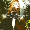Avril Lavigne - Goodbye [My FanMade Single Cover] - anichu90 fan art